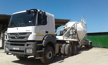20 ton Lime Tanker at your service
