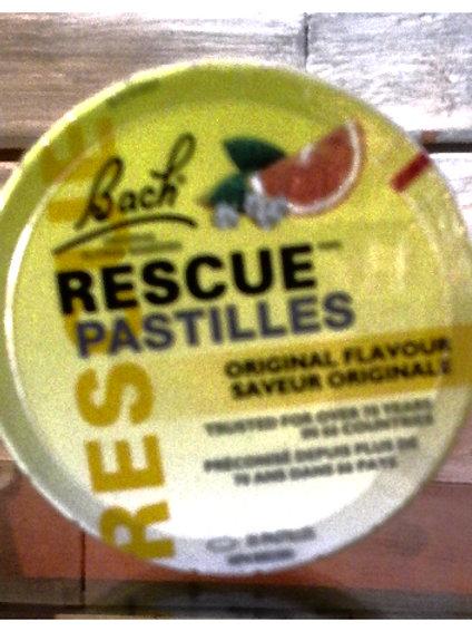 Bach Rescue pastilles original 35 pastilles