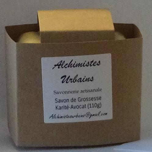Shampoing,  miel et avocat, Alchimiste Urbains, 130g