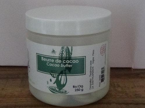 Beurre de cacao, pastilles,  Aliksir, 250g