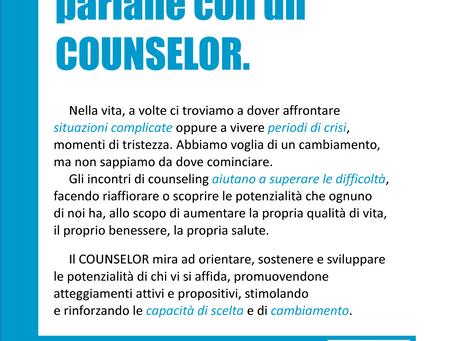 Parlane con un counselor: sessioni on-line