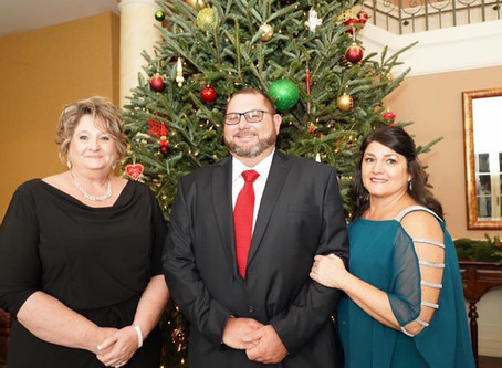 Mt. Calvary University's Holiday Ball Pictures