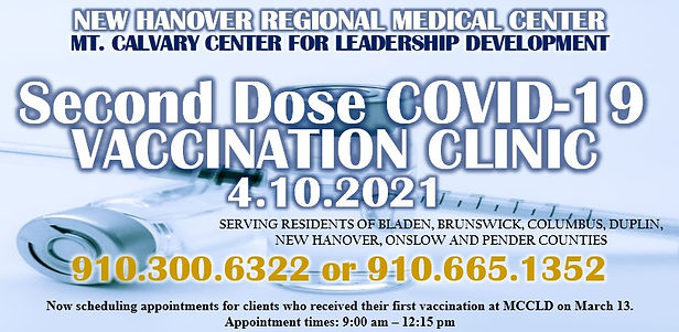 Second Dose Vaccination Flyer.jpg