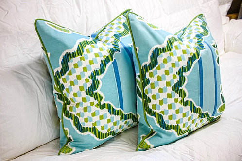 Square Pillow - Cording
