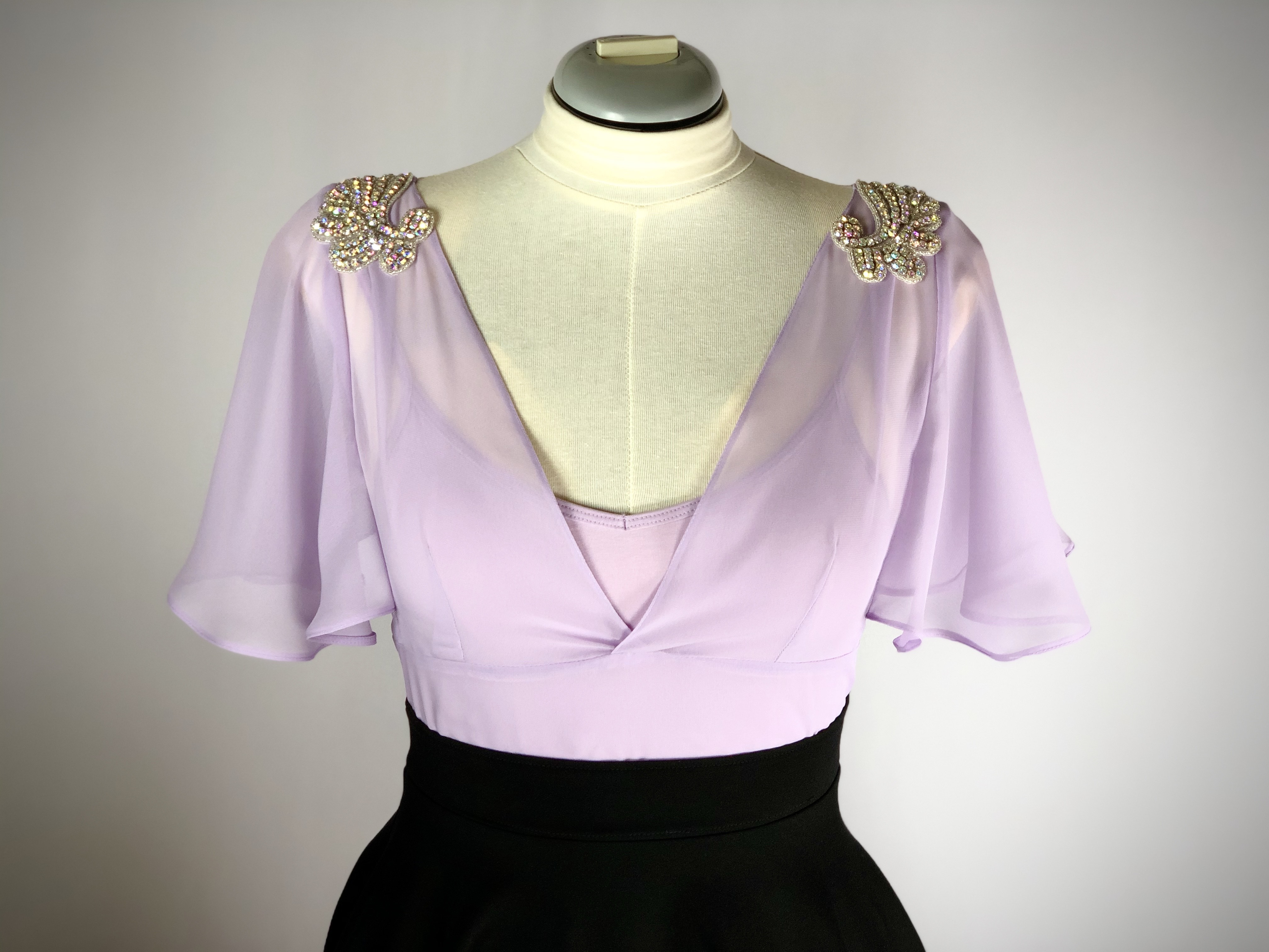 The Elizabeth Blouse