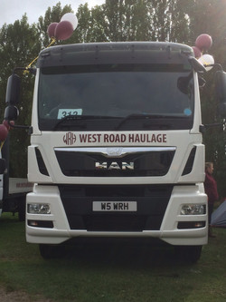 W5 at the Truck Show