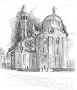 Padova_Chiesa Santa giustina.JPG