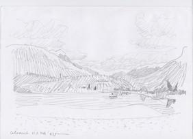 20140122_Lago di Caldonazzo da Calcerani