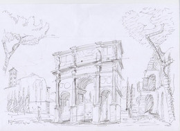 20160716_Roma_Arco di Costantino 315 d.C