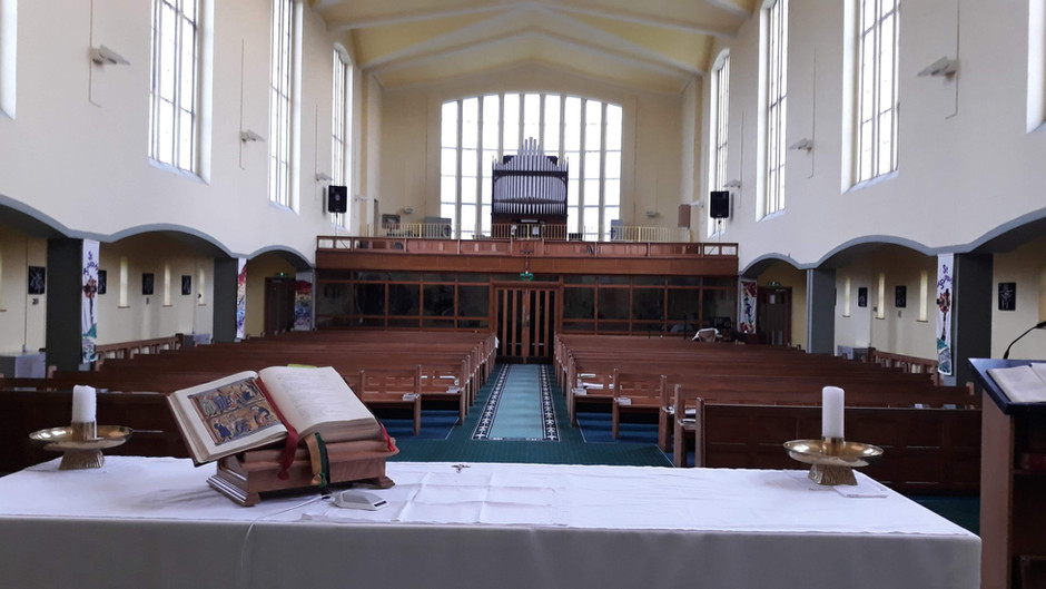 FULLY BOOKED: St Joseph's                          11 am 18/10/20