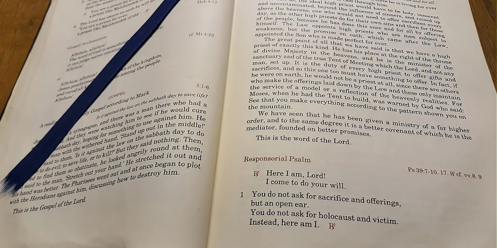 Readers' Liturgical Review