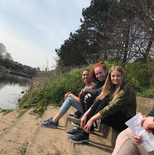 Pilgrimage Walk around Durham