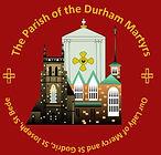 Durham Martyrs Logo St Bede St Godric St