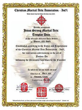 Dojo Certification.jpg