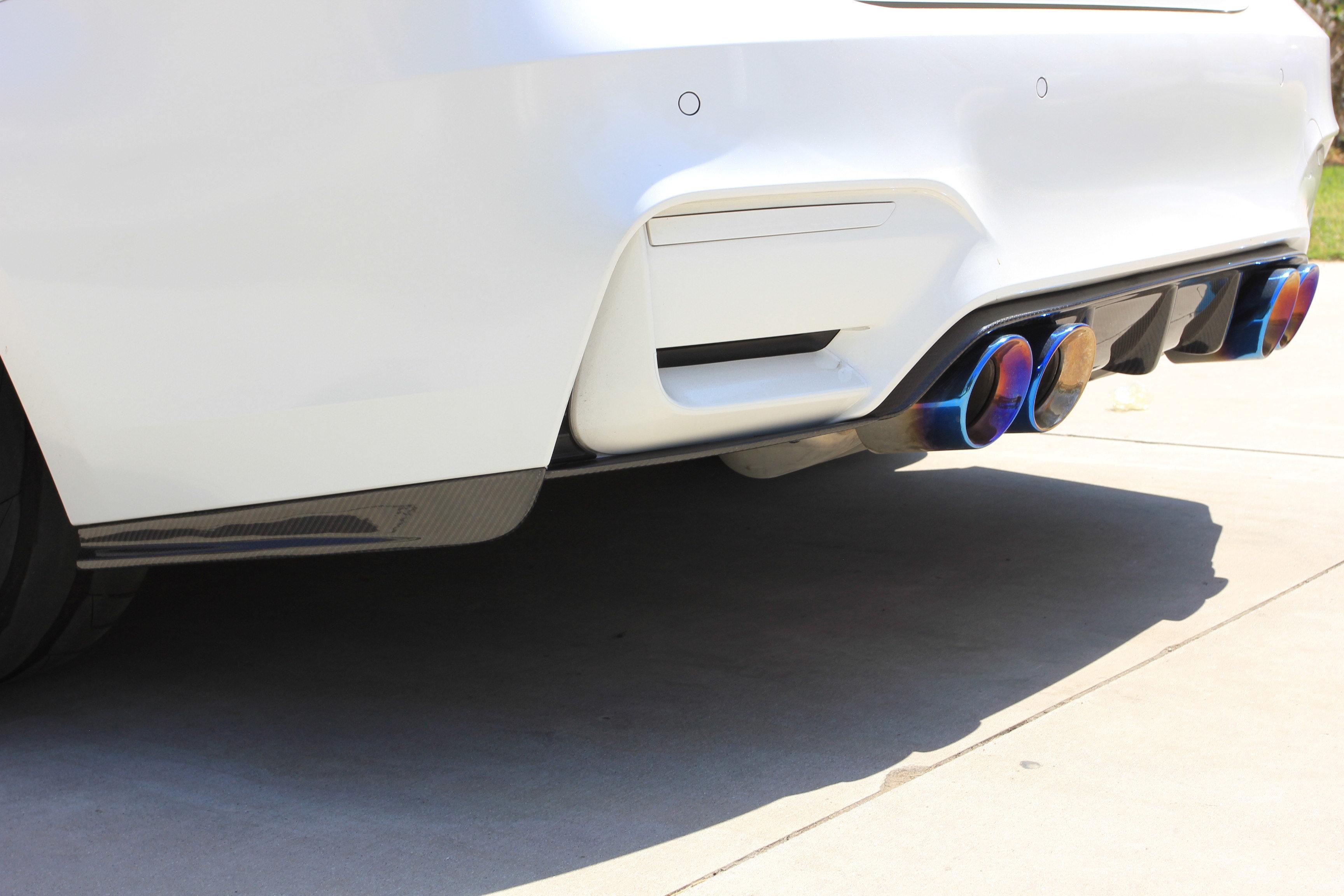 M3 / M4 Carbon Fiber JHP Rear Diffuser