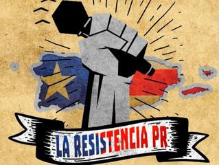 PRAISE MUSIC WORLDWIDE-PUERTO RICO SE UNE A LA RESISTENCIA