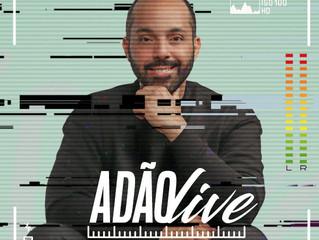 ADÃO MYLES lanzó su primera producción discográfica y su sencillo ALABARÉ TU NOMBRE