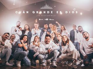 CCE Valencia presenta su nuevo cover «CUÁN GRANDE ES DIOS»
