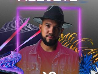 """David Ordoñez lanza EP titulado """"MUÉVETE"""""""