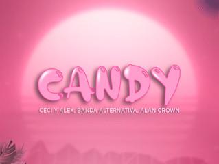 Ceci y Alex lanzaron su sencillo CANDY junto a Banda Alternativa