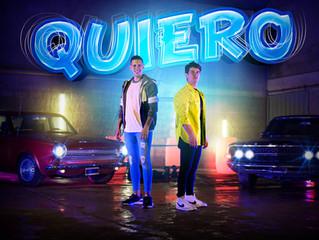 Gabriel Bazán lanza el sencillo «Quiero», acompañado por Kike Pavón