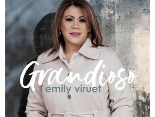 """Emily Viruet estrena su segundo sencillo """"GRANDIOSO"""""""