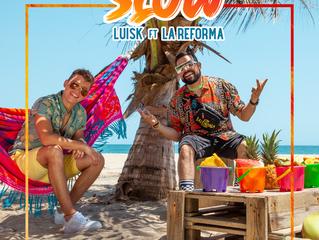 Luisk Presenta su sencillo «SLOW» junto a la Banda La Reforma