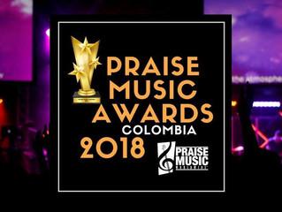 1Era Edición de los Praise Music Awards en Colombia