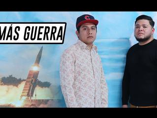"""Jimmy Reyes Music presenta su nuevo sencillo """"NO MÁS GUERRA"""""""