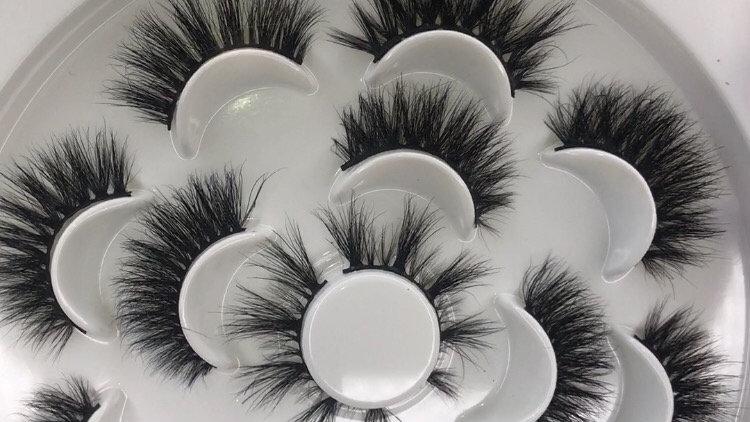 Peonies in Bloom - 5D Lashes