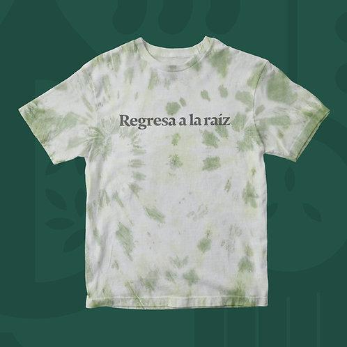 Tshirt algodón tie dye
