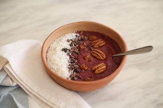 SMOOTHIE BOWL DE MORAS