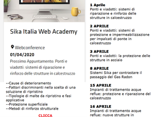 GRUPPO REA & SIKA  ITALIA                 WEB ACADEMY