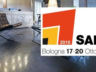 SAIE Bologna 17-20 Ottobre 2018  Tecnologie per l'edilizia e l'ambiente