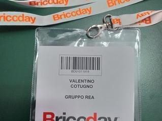 Gruppo REA presente al BRICO DAY di Milano