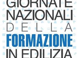 Giornate Nazionali della Formazione REA in Edilizia