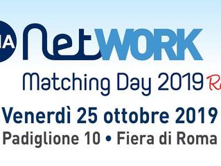 Gruppo REA partecipa al CNA NetWork Matching Day 2019  FIERA di ROMA