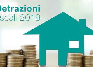 Detrazioni fiscali per il 2019 Ristrutturare casa