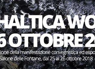 Asphaltica World 2018 ottobre 25 - ottobre 26