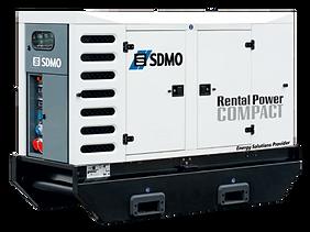 Rental Power SDMO