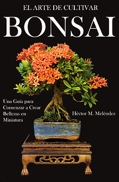 Libro El Arte de Cultivar Bonsai