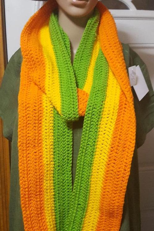 Hand Made winter scarf