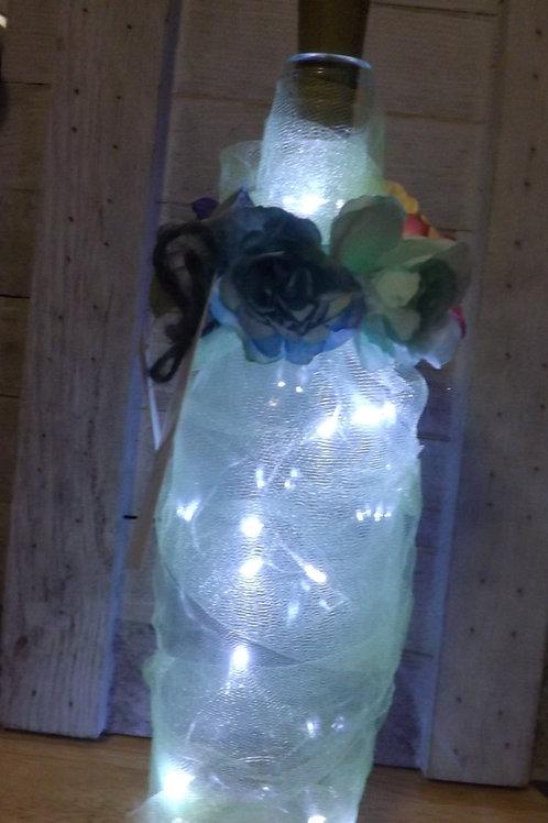 Handmade Bottle Lamp