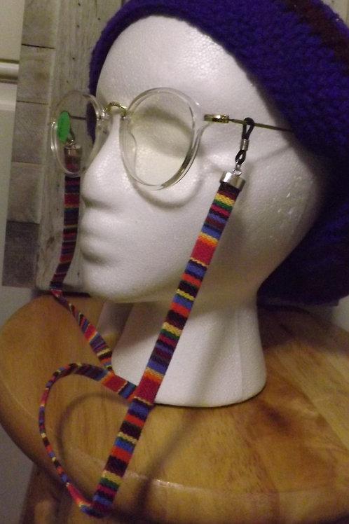 Multi- color Glasses chain- 2 Left