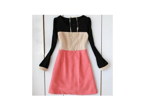 Mini Dress ( Winter) - Sizes ( S)- 2 left