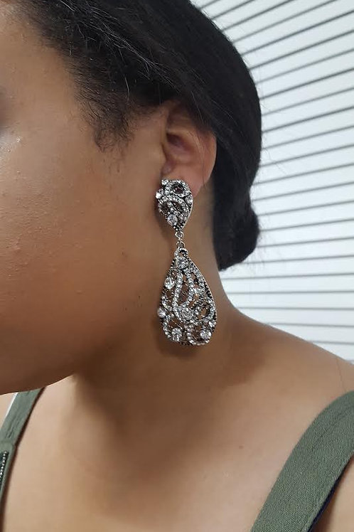 Jewelry- Clip Earrings