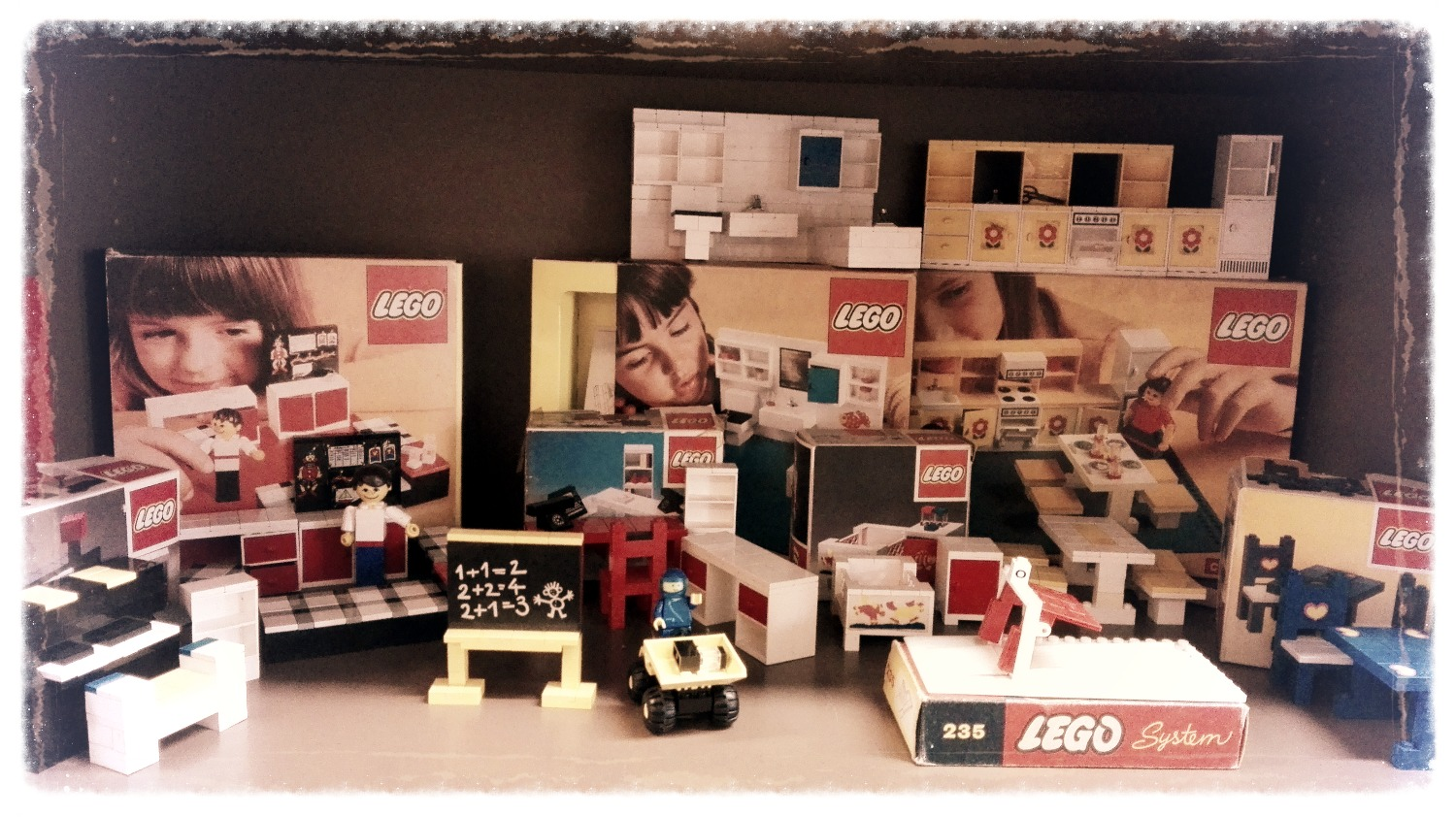 Lego from 1950 to today