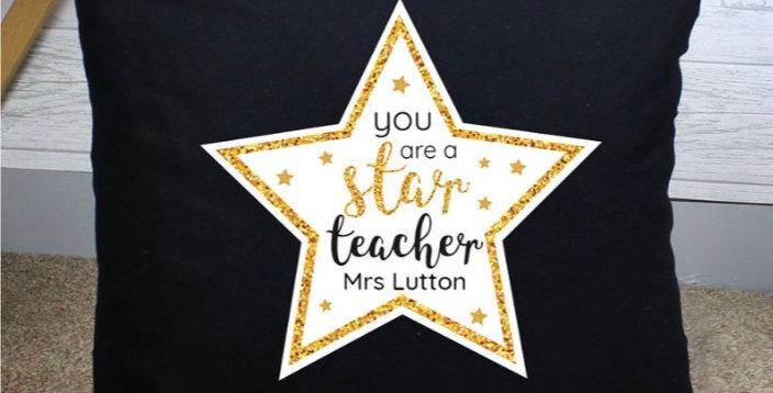Custom Teacher Tote