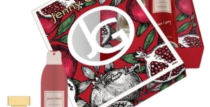 Jenny Glow Pomegranate Gift Set