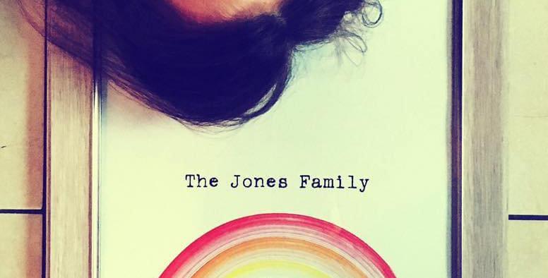 Rainbow Family Print